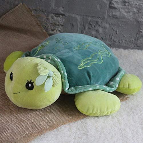 CJT die Neue, 2 Liter Plüsch, kleine Schildkröte Wärmflaschen, explosionsgeschützte wiederaufladbare Wärmflasche, New Removable Wärmflasche, for Mädchen, Jungen und Kinder,Winter,den täglichen Gebrau