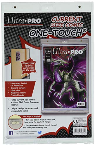 - Ultra Pro Comic Book Display Holder Clear