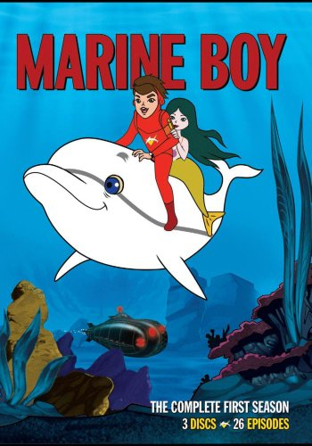 (Marine Boy: The Complete First Season)