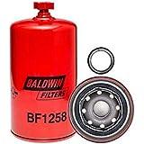 Baldwin Filters  BALBF1258 Heavy Duty Fuel Filter (7-7/16 x 3-11/16 x 7-7/16 In)