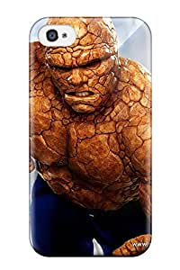 ZippyDoritEduard Premium Protective Hard Case For Iphone 4/4s- Nice Design - Fantastic Four Comics Anime Comics