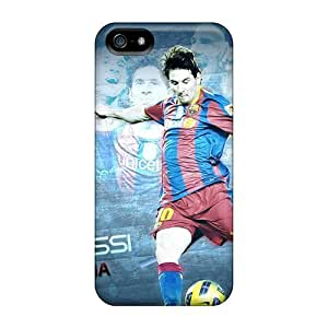 diy zhengPremium FMAvlaF555YITRs Case With Scratch-resistant/ The Best Player Of Barcelona Lionel Messi Case Cover For Ipod Touch 5 5th //