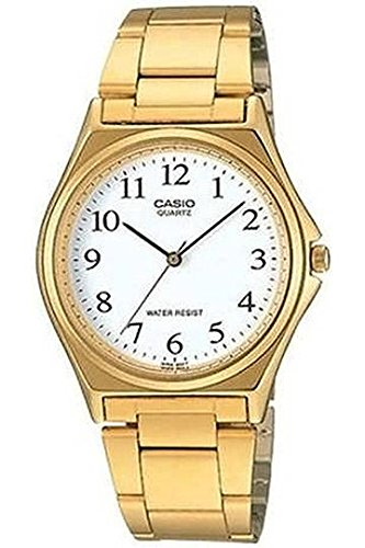 MTP-1130N-7B Watch Casio Men's Classic Stainless steel case, Stainless steel
