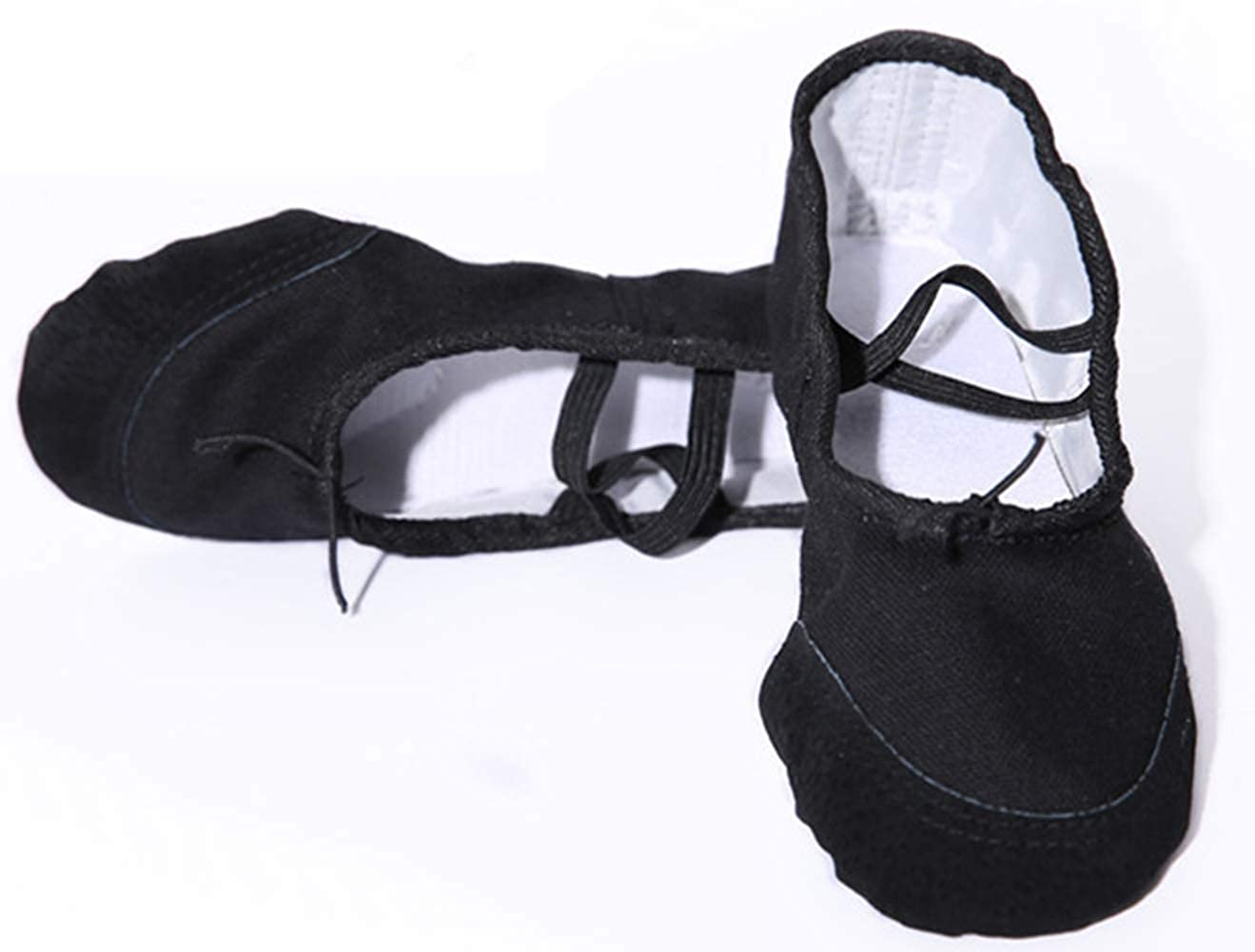 SanLai Girls Leather Dance Ballet Shoes Ballet Slippers Yoga Shoes for Girls//Kids//Toddlers