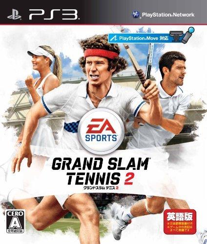 EA SPORTS グランドスラムテニス 2 (英語版)の商品画像