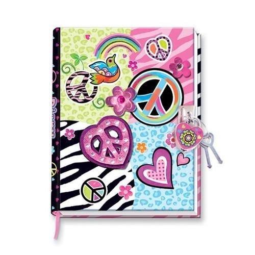 Hot Focus Peace Diary Lock product image