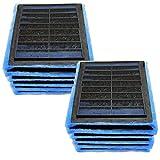 Marineland Penguin Rite-Size C Bio-Wheel 170, 200, 330 & 350 Replacement Filter Cartridge (12-Pack)