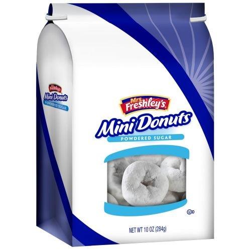 Mrs.Freshleys Sugar Donut, 11 Ounce -- 12 per case.