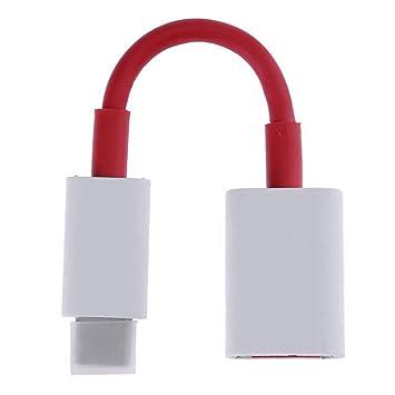Losenlli Ajuste el Adaptador de Cable OTG Cargador de Datos ...