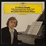 Frederic Chopin: Andante Spianato et Grande Polonaise / Mazurkas / Preludes / Etude Op.10, Nr.8 / Walzer Op.34, Nr.1 / Scherzo Op.54