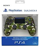 Playstation 4 DualShock 4 Controller - GREEN CAMO