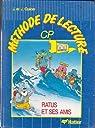 METHODE DE LECTURE RATUS CP ELEVE par Guion