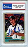 Adrian Gonzalez 2000 Topps Rookie Florida Marlins Autographed Trading Card - Certified Authentic