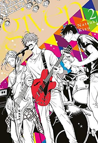 Given, Vol. 2 por Kizu Natsuki
