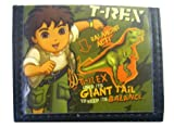 Nickelodeon Go Diego Go! Tri-Fold Child Wallet