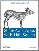 SharePoint Apps with LightSwitch Front Cover