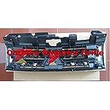 GOWE cromado rejilla de radiador para Mitsubishi Pajero Montero Shogun 4 IV 2012 nueva 7450 A825