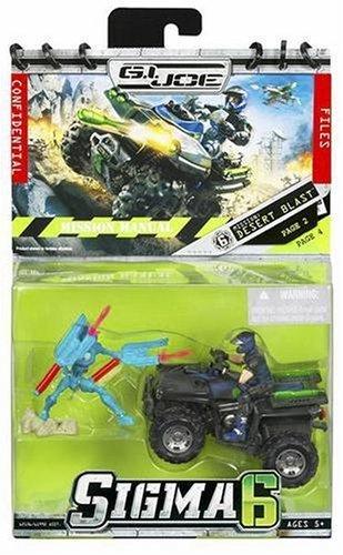 G.I. G.I. G.I. Joe 2.5 Inch Mission Desert Blast by Hasbro 77dc6d