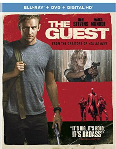 The Guest [Blu-ray] -