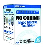 Prodigy Autocode Test Strips, 50 CT