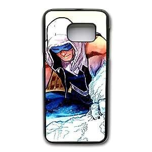 Wunatin Hard Case ,Samsung Galaxy S7 Edge Cell Phone Case Black Super Villains-Captain Cold [with Free Touch Stylus Pen] BA-0760719