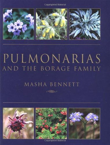 Pulmonarias and the Borage Family