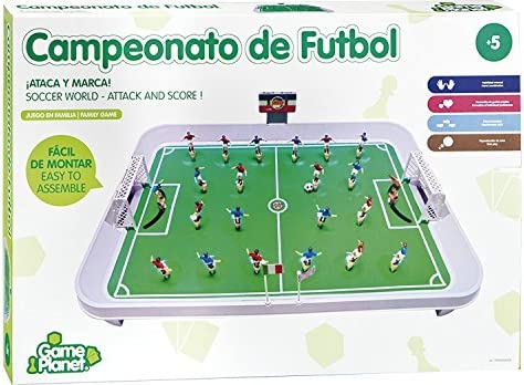 Campeonato De Fútbol: Amazon.es: Juguetes y juegos