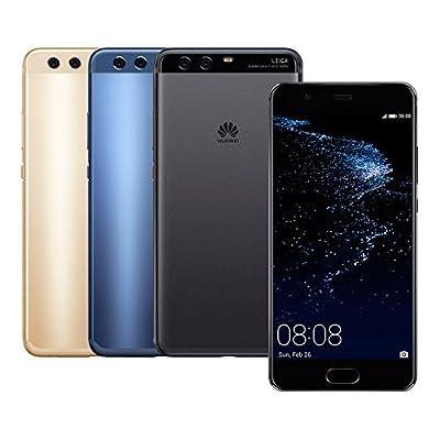 Huawei P10 Plus VKY-L29 6GB RAM / 128GB ROM 5.5-Inch 4G LTE Dual SIM FACTORY UNLOCKED - International Stock No Warranty