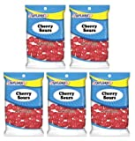 Taylors Candy 2 oz Cherry Sours Candies, 24 Count (Pack of 5)