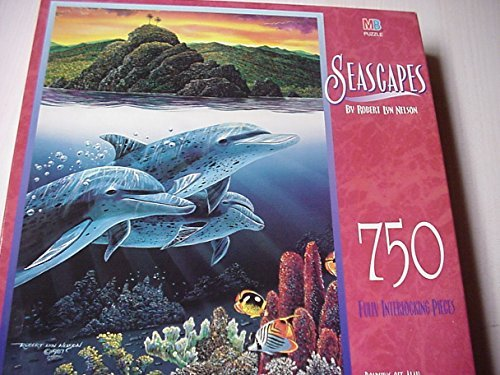(Seascapes 750 piece puzzle (assorted designs) by Robert Lyn Nelson)