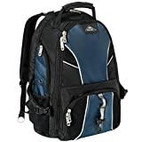 Bagail Travel Laptop Backpack, Durable College School Computer Bag for Men and Women,Large Capacity TSA Friendly ScanSmart Backpacks Fit Most 17-inch Laptops & Tablets (Navy) Review