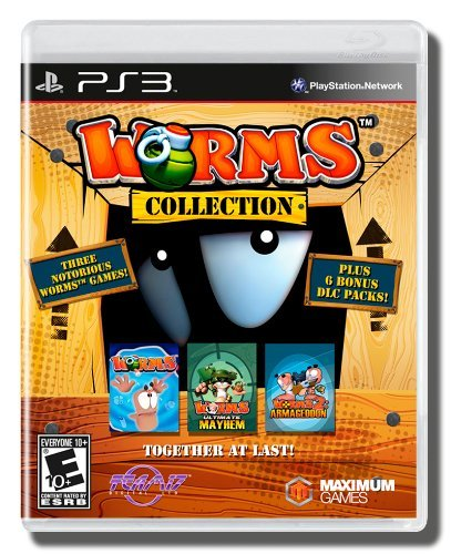 Worms Collection Playstation 3 product image