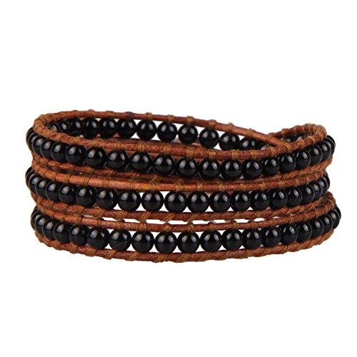 KELITCH Turquoise Genuine Bracelet Handmade