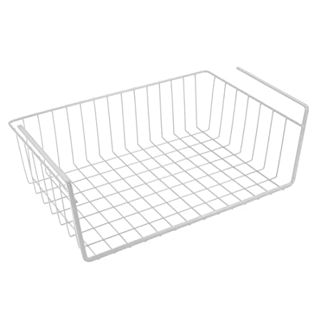 Good Metaltex U0027Babatexu0027 Hanging Under Shelf Storage Basket, ...