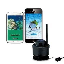 LUCKY FF3309 Portable WIFI Underwater Camera FF3309 80m wireless operating range Fishing Recorder