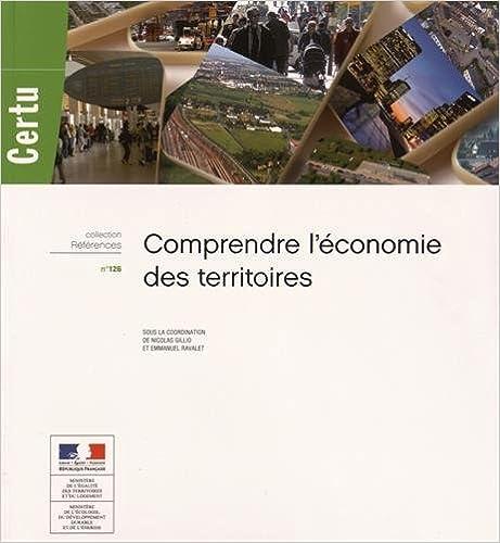 Téléchargement Comprendre l'économie des territoires epub pdf