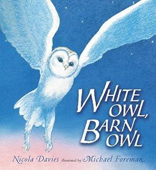 book cover of White Owl, Barn Owl