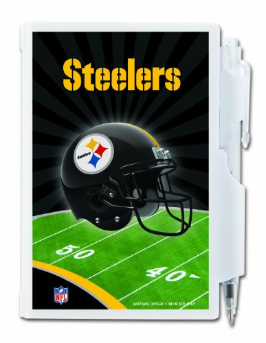 (Pittsburgh Steelers Pocket Notes, Team Colors (12020-QUW))