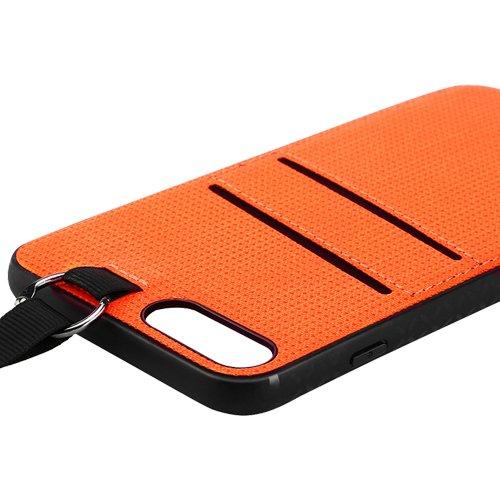 Baseus Were Lang Case für Apple iPhone 7 Plus orange - Faceplate