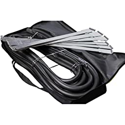 Glide Gear RTS 36 Rubber Tracks with Spacers and Carry Bag