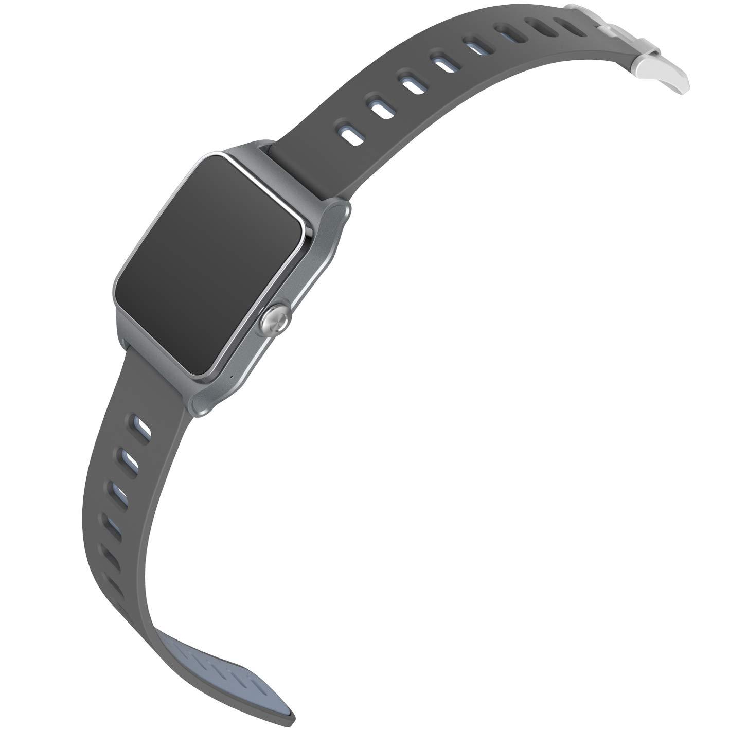 Leotec Reloj Inteligente LESW15GAMZ: Amazon.es: Relojes