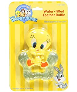 Baby Looney Tunes Water - Filled Teether (Blue)