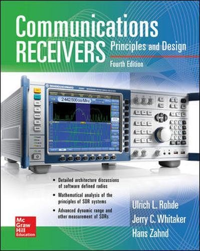 Communications Receivers: Principles and Design, Fourth Edition by McGraw-Hill Education