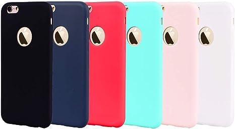 Leton 3X Cover iPhone 7 Silicone Custodia iPhone 7 Morbido TPU