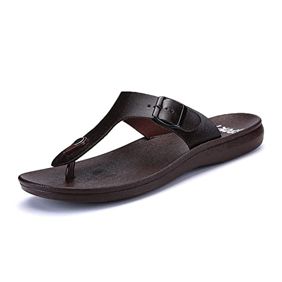 a666cf96 Sandalias Flip-Flop para Hombre,YiYLunneo Chanclas para Zapatos De Verano  Los Sandalias Colores Mezclados Zapatilla Chanclas Interiores Casual:  Amazon.es: ...