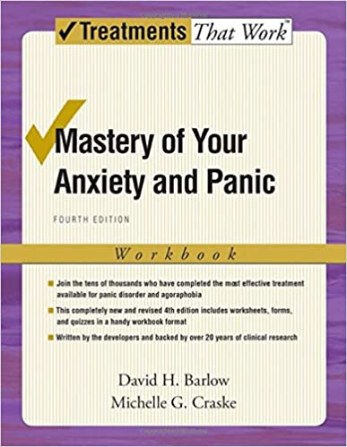 Amazon.com: Mastery of Your Anxiety and Panic: Workbook ...