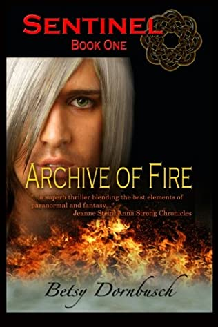 book cover of Archive Of Fire