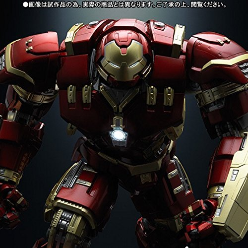Superalloy XS.H.Figuarts Iron Man Mark 44 Hulk Buster by Bandai