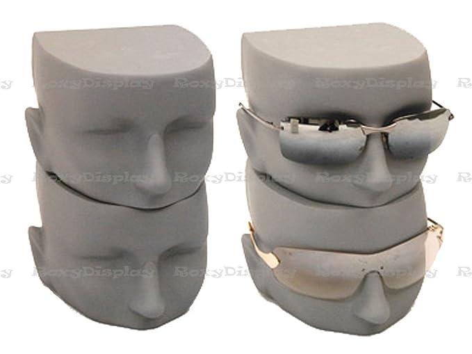 Amazon.com: (md-fface-g (4 Pcs.) – Gafas de sol ...