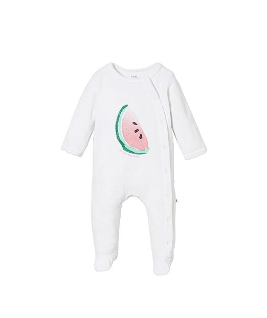 Tape à loeil - Pelele para dormir - para bebé niña Optical White 3
